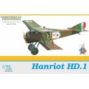 Hanriot HD.1 Weekend - 1/48 kit