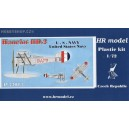 Hanriot HD.2 US Navy - 1/72 kit