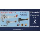 Hanriot HD.1/2 U.S. NAVY, Venezuela, Ecuador - 1/72 kit