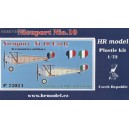 Nieuport Nie.10 Early France, Italy - 1/72 kit