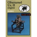 Oberursel Ur. II engine - 1/48 update set