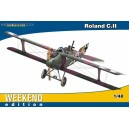 Roland C.II Weekend - 1/48 kit