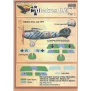 Albatros D.V part 1 - 1/48 decal