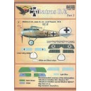 Albatros D.V part 2 - 1/48 decal