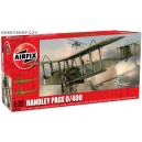 Handley Page 0/400 - 1/72 kit